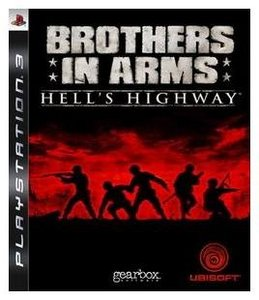 Brothers in Arms - Hell's Highway (deutsch) (PS3)