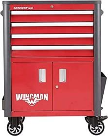 Gedore red R20200004 Wingman 4 SF tool trolley (3301688)