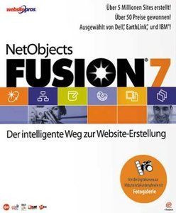 NetObjects Fusion 7.0 (PC)