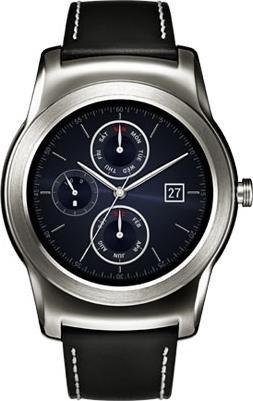 LG Electronics Watch Urbane W150 silber