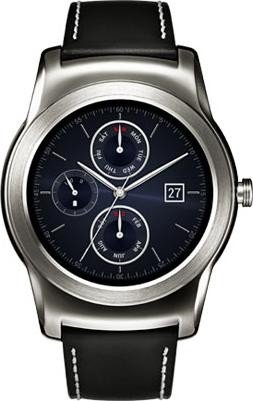 LG Electronics Watch Urbane W150 silver