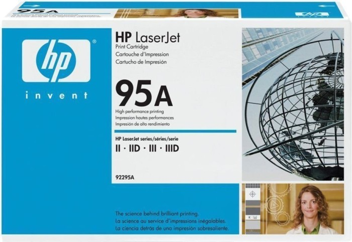 HP Toner 95A black (92295A)