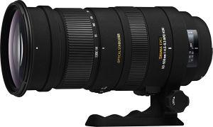 Sigma lens AF 50-500mm 4.5-6.3 DG APO OS HSM for Sony A (738962)