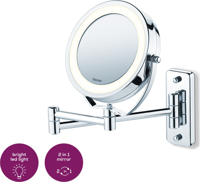 Beurer BS 59 Cosmetic Mirrors Wall -- via Amazon Partnerprogramm
