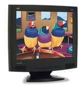 "ViewSonic VP230mb, 23.1"", 1600x1200, Audio, schwarz, analog/digital"