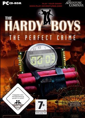 Hardy Boys - The Perfect Crime (deutsch) (PC) -- via Amazon Partnerprogramm