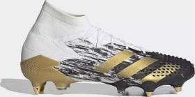 adidas Predator Mutator 20.1 SG cloud white/gold metallic/core black (Herren) (FW9183)