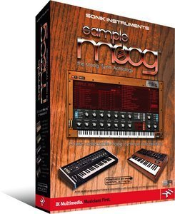 IK multimedia: SampleMoog (English) (PC/MAC)