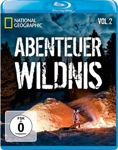 National Geographic: Abenteuer Wildnis Vol. 2 (Blu-ray)
