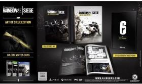 Rainbow Six: Siege - Art of Siege Edition (Xbox One)