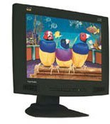"ViewSonic VP201mb, 20.1"", 1600x1200, audio, black, analog/digital"