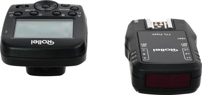 Rollei radio flash release set (28002)