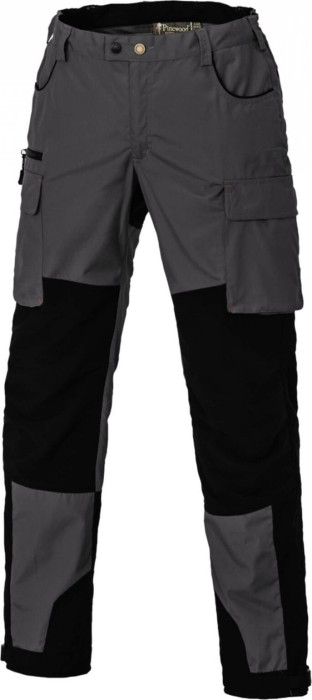 Pinewood Dog sports extreme pant long dark grey/black (ladies) (3143-402)