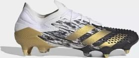 adidas Predator Mutator 20.1 Low SG cloud white/gold metallic/core black (men) (FW9181)