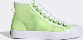 adidas Nizza High signal green/cloud white/core black (Damen) (FW9942)