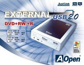 AOpen EHD-2412U, USB 2.0 (95.5HD37.011)