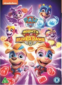 Paw Patrol - Mighty Pups Super Paws (DVD)