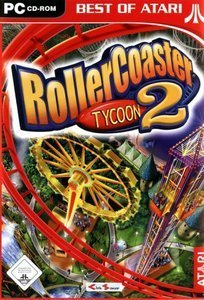 RollerCoaster Tycoon 2 (German) (PC)