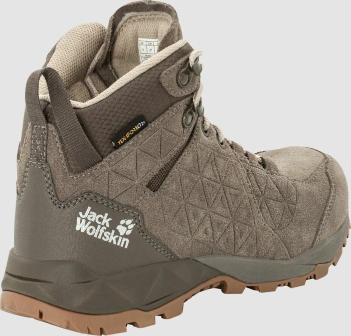 Jack Wolfskin Cascade Hike LT Texapore Mid beigecoconut brown ab € 123,72 (2020) | Preisvergleich Geizhals Österreich