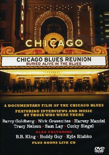 Chicago Blues Reunion - Buried Alive in the Blues -- via Amazon Partnerprogramm