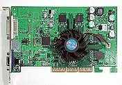 AOpen Aeolus GF4MX440S 8X DV64, GeForce4 MX440 8X, 64MB DDR, DVI, TV-out, AGP (91.05210.182)