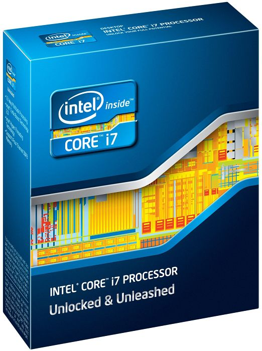 Intel Core i7-3930K, 6x 3.20GHz, boxed (BX80619I73930K)