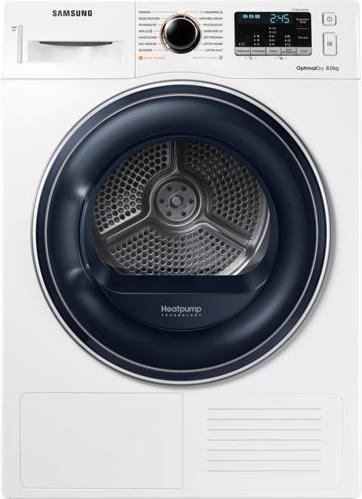 Samsung DV81M50103W Wärmepumpentrockner