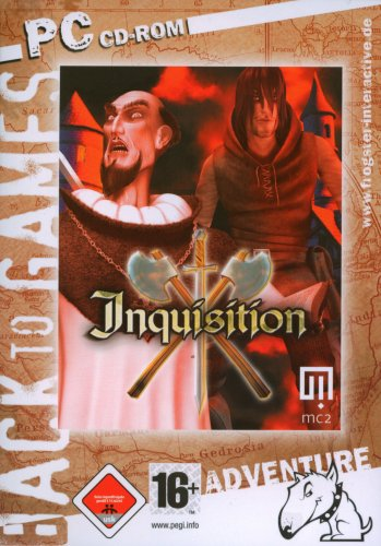 Inquisition (niemiecki) (PC) -- via Amazon Partnerprogramm