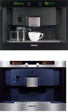 Miele CVA 2650 built-in bean to cup coffee machine