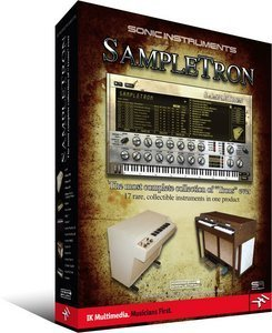 IK multimedia: SampleTron (English) (PC/MAC)