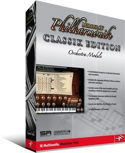 IK multimedia: Miroslav philharmonic Classik Edition (English) (PC/MAC)
