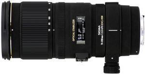 Sigma AF 70-200mm 2.8 EX DG APO HSM OS for Nikon F black (589955)