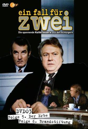 Ein Fall für Zwei Vol. 3 -- via Amazon Partnerprogramm