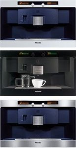 Miele CVA2660 built-in bean to cup coffee machine