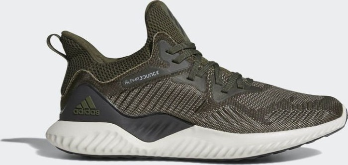 meilleur service 456a5 fa40b adidas Alphabounce Beyond night cargo/core black/tech beige (men) (BW1247)  from £ 120.60
