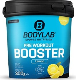 BodyLab24 Pre Workout Booster Zitrone 300g