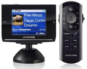 Alpine eX-10 iPod controller