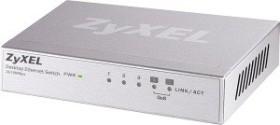 ZyXEL ES-10 desktop switch, 5x RJ-45, Rev.3 (ES-105AV3-EU0101F)
