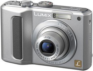 Panasonic Lumix DMC-LZ8 silber