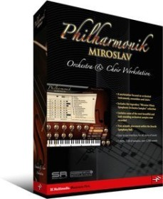 IK Multimedia Miroslav Philharmonik (englisch) (PC/MAC)