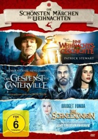 Die schönsten Märchen zu Weihnachten (DVD)
