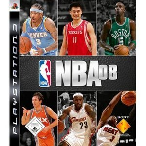 NBA '08 (German) (PS3) (9448457)