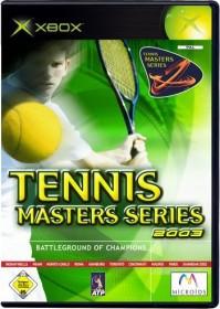 Tennis Master Series 2003 (Xbox)