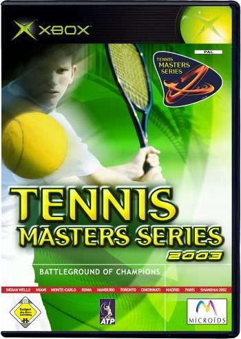 Tennis Master Series 2003 (deutsch) (Xbox) -- via Amazon Partnerprogramm