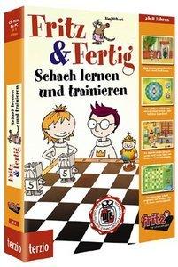 Terzio: Fritz und Fertig! - Schach für Kinder (German) (PC)