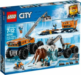 LEGO City Arktis-Expedition - Mobile Arktis-Forschungsstation (60195)