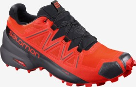 Salomon Speedcross 5 GTX valiant poppy/black/cherry tomato (Herren) (407965)