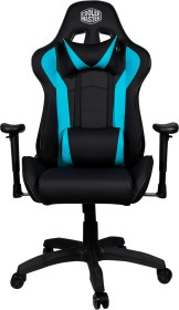 Cooler Master Caliber R1 Gamingstuhl, schwarz/blau (CMI-GCR1-2019B)