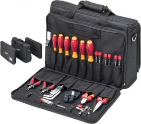 Wiha Z 9300-030 Service-technician hand tool kit, 29-piece. incl. bag (37137)