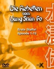 Die Rebellen vom Liang Shan Po Box 1 (Folgen 1-13)